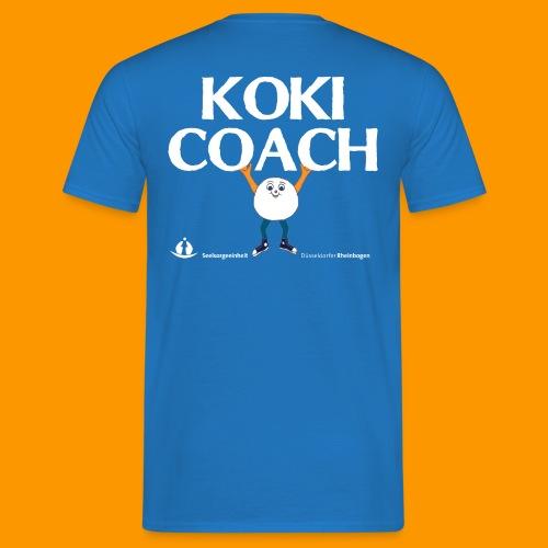 Koki Coach_MK - Männer T-Shirt