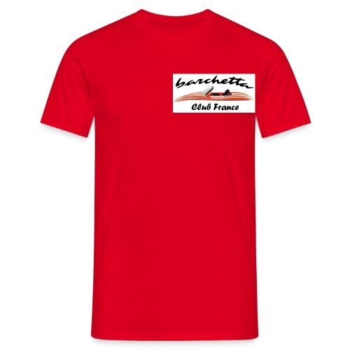 barchetta - T-shirt Homme