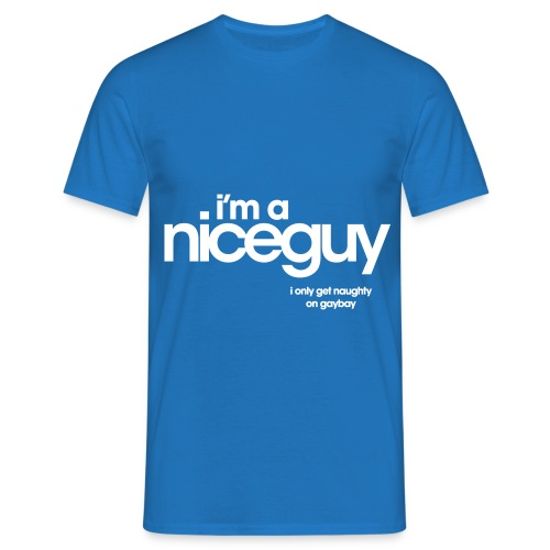 niceguys-vector - Men's T-Shirt