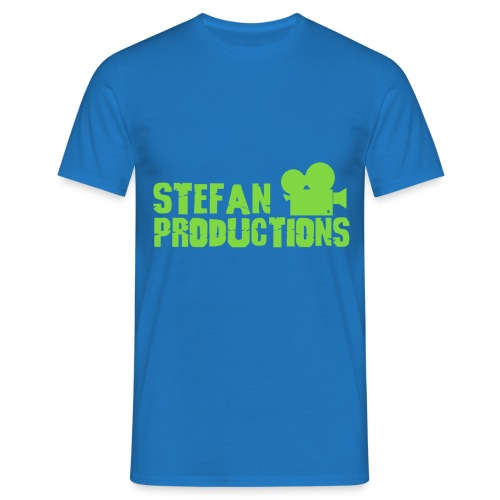 Stefanproductions - Mannen T-shirt