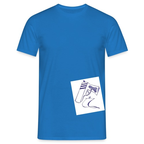 Scan0001 jpg - Männer T-Shirt