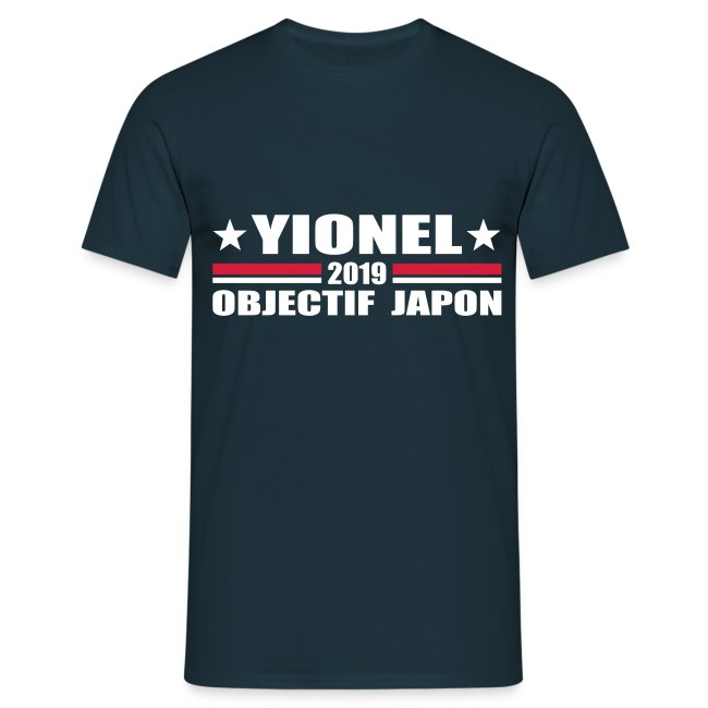 Yionel Objectif Japon