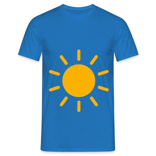suntime png - Männer T-Shirt