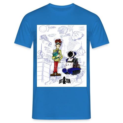 creator-dot001 - Men's T-Shirt