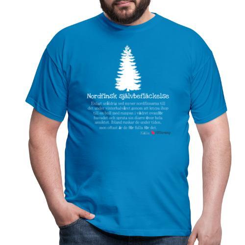Nordfinsk självbefläckelse - T-shirt herr