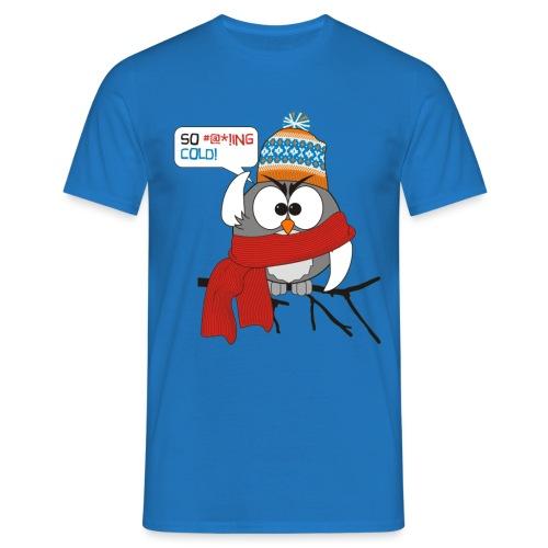 Cold bird - Miesten t-paita