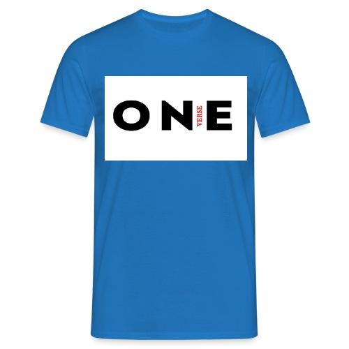 1 vers png - Men's T-Shirt