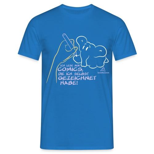 Ich lese ... - Männer T-Shirt
