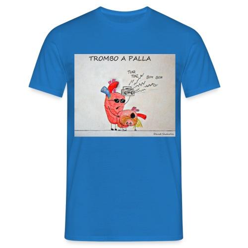 Trombo a palla jpg - Maglietta da uomo