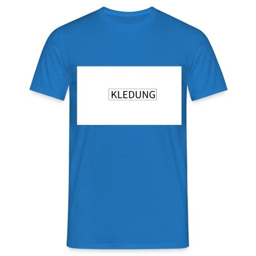 KLEDUNG - T-shirt Homme