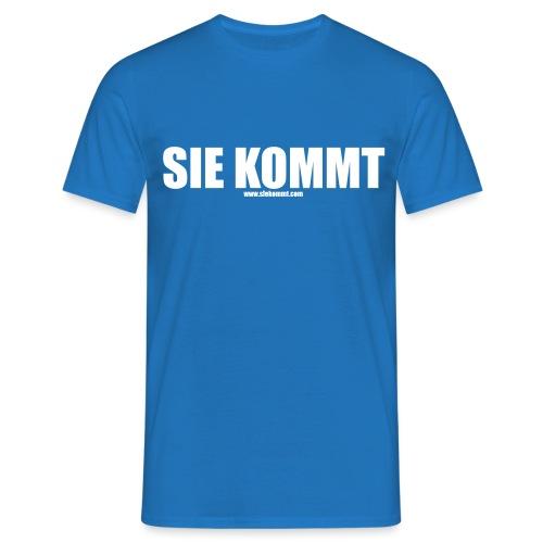 siekommt - Männer T-Shirt