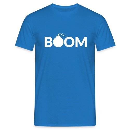 Da Bomb - Boom Clothing - Men's T-Shirt
