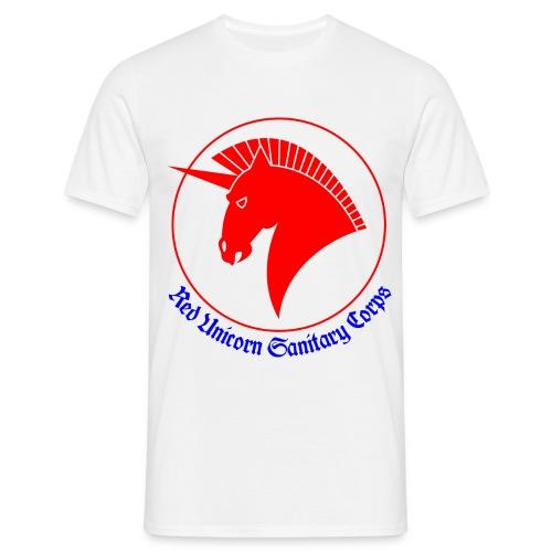 redunicorncorpsfdf2007 - Männer T-Shirt