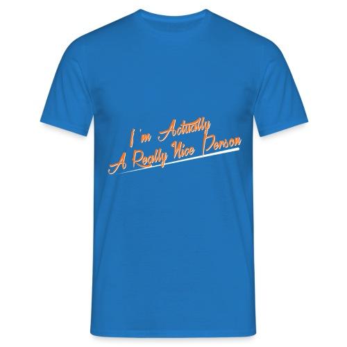 nice-person - Men's T-Shirt