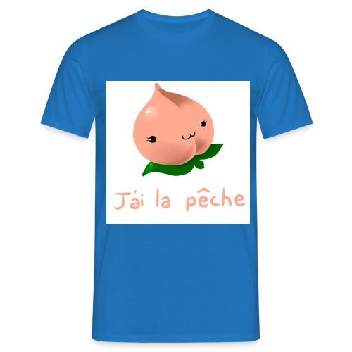peche png - T-shirt Homme