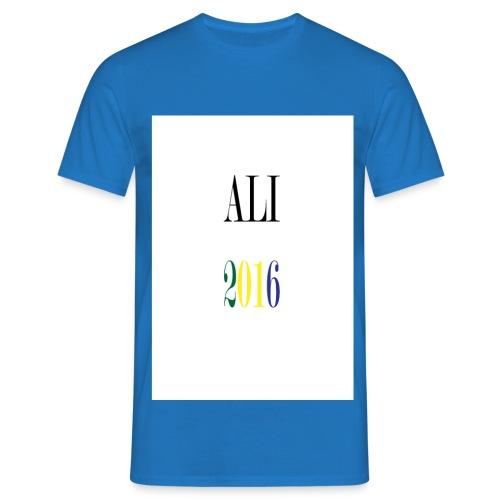 ALI 2016 - T-shirt Homme