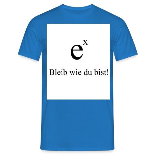 ehochx - Männer T-Shirt