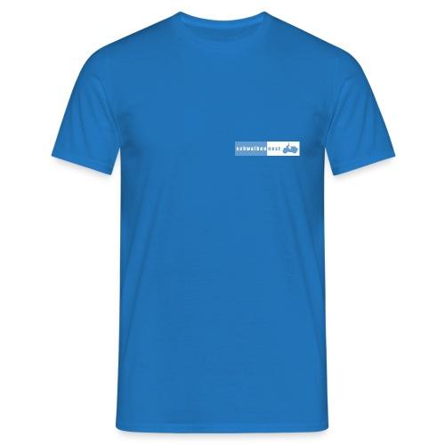 schwalbennest logo klein - Männer T-Shirt