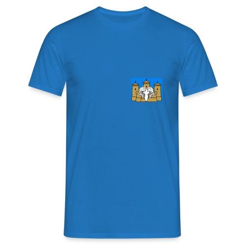 linnanpässi - Miesten t-paita