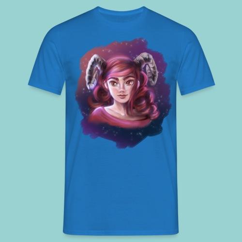 Artsy horns - Männer T-Shirt