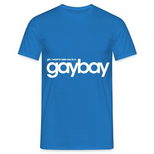 gaybay - Men's T-Shirt