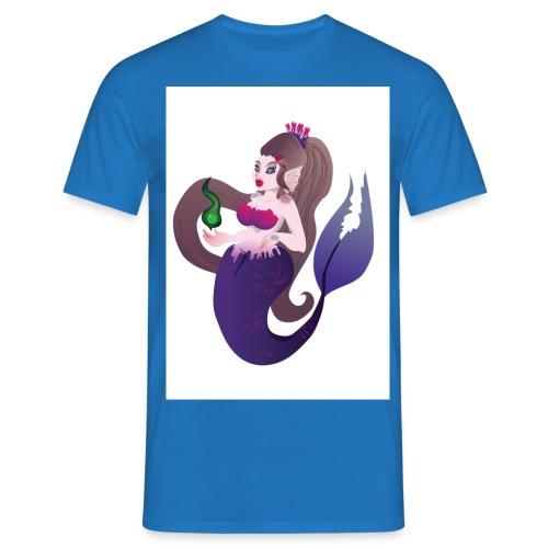 mermaid - Men's T-Shirt