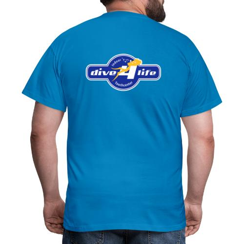 dive4life Style - Männer T-Shirt