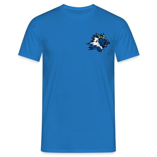 FortN!ke Logo - Männer T-Shirt