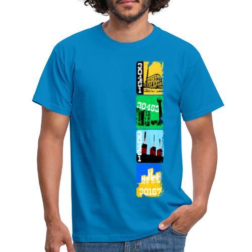 Stadtansichten Hannover Set 03 - Männer T-Shirt