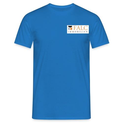 FALC Logo - Männer T-Shirt