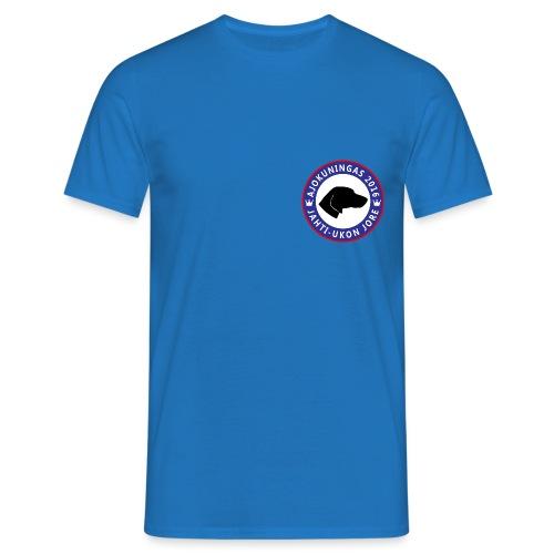 Ajokuningas t-paita - Miesten t-paita