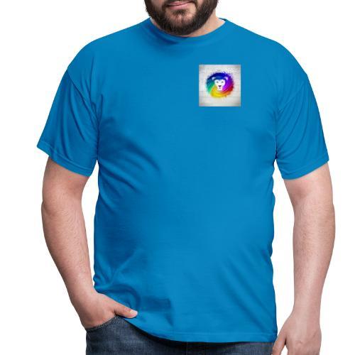 l - Herre-T-shirt