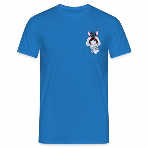OOSnowwolfOO white - Men's T-Shirt