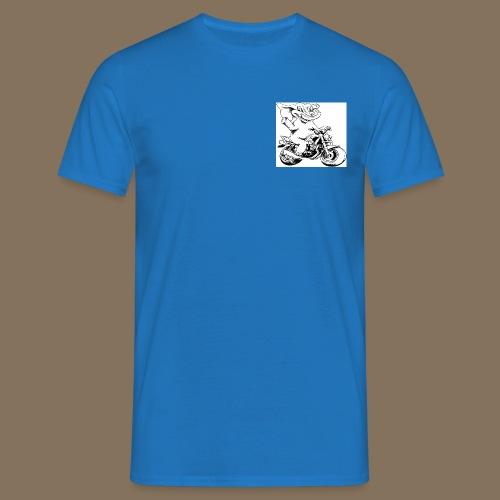 Logo MEV 2 jpg - T-shirt Homme