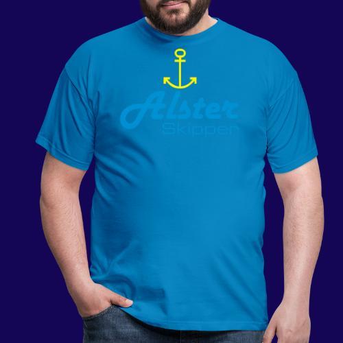 Alster Skipper Anker KONTUR 2020 - Männer T-Shirt