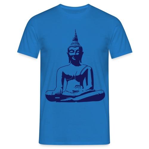 Boeddha beeld - Mannen T-shirt