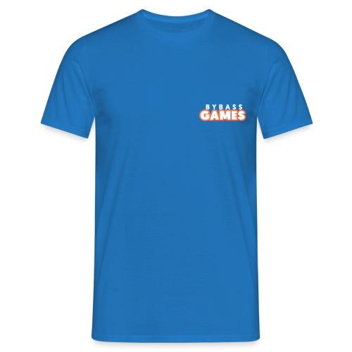 BBG Kleur - Mannen T-shirt