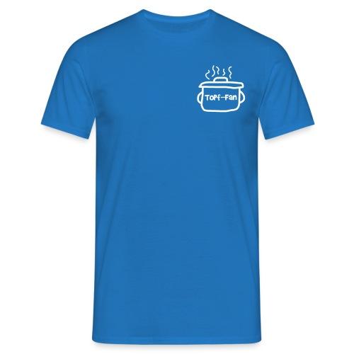 Topf-final-1 - Männer T-Shirt