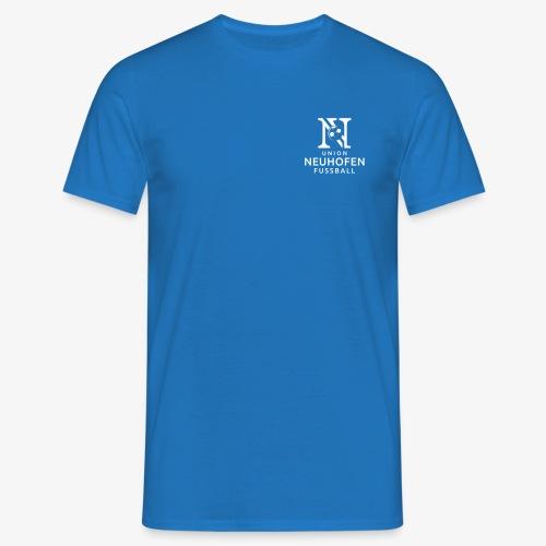 Logo_vorne_klein - Männer T-Shirt