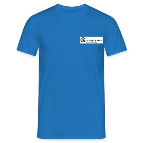 gubbar2 - T-shirt herr