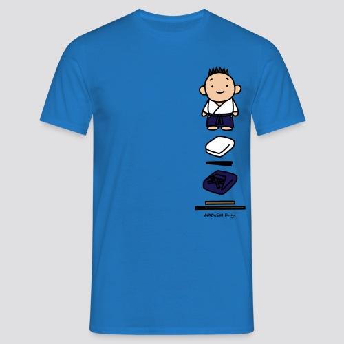 Aikido-goederen - Mannen T-shirt