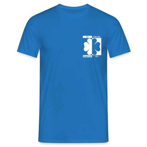 Logo Fortuna Frankfurt - Männer T-Shirt