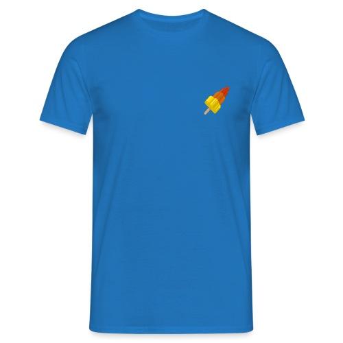 St.Nirolar Overmoed - Mannen T-shirt