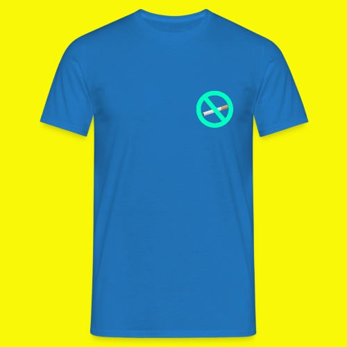 cigaretteblue png - Men's T-Shirt