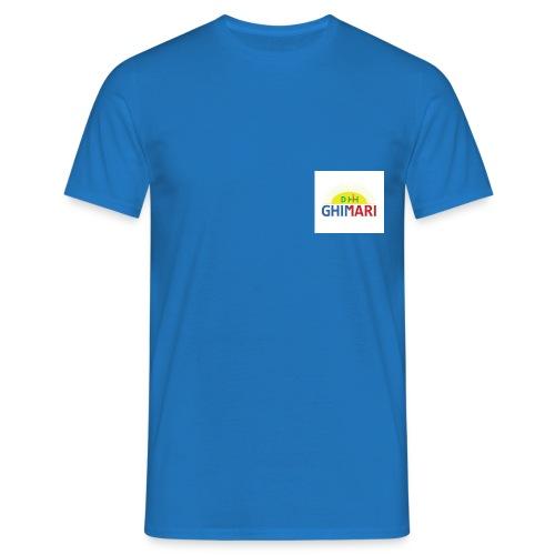 GHIMARI - Camiseta hombre