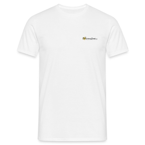 sz 2011 front - T-shirt Homme