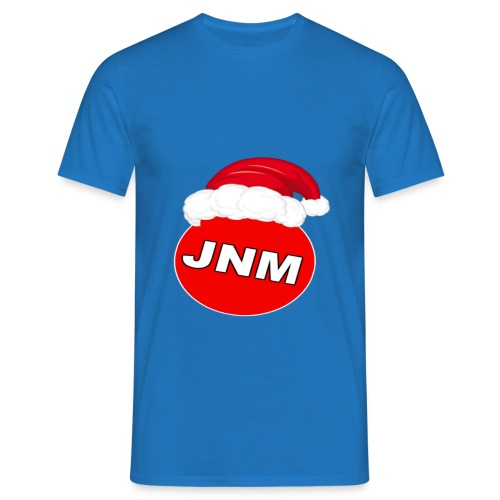 JustNotMe kerst merch - Mannen T-shirt