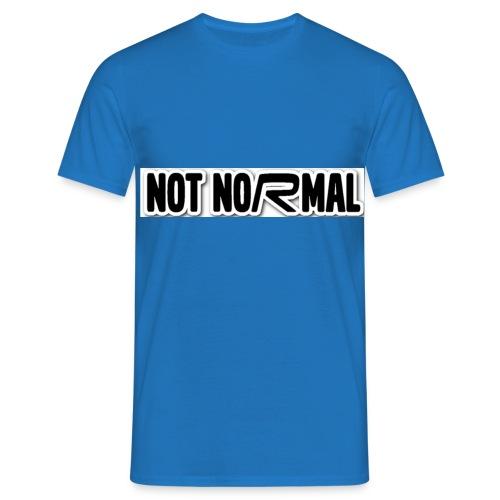 NotNormal R - T-skjorte for menn