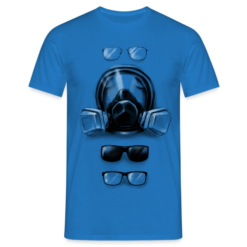 All I See Is Blue - Men's T-Shirt