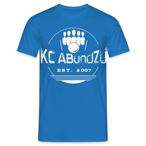 KC ABundZU Weiß - Männer T-Shirt